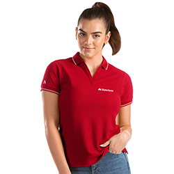 Antigua Women's Salute Polo